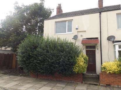2 Bedrooms End Of Terrace House for sale in Wembley Street, Middlesbrough