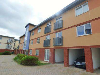 2 Bedrooms Flat for sale in The Stockyards, Gloucester, Gloucestershire