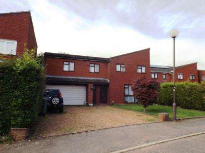 5 Bedrooms Detached House for sale in Passmore, Tinkers Bridge, Milton Keynes