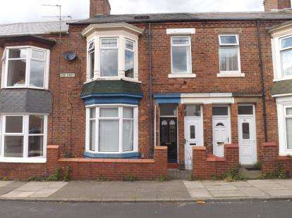 2 Bedrooms Flat for sale in Hyde Street, Westoe, South Shields, Tyne and Wear, NE33