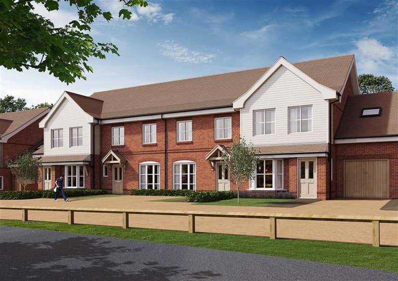 3 Bedrooms Property for sale in De Havilland Place, Abbots Langley, Hertfordshire, WD5