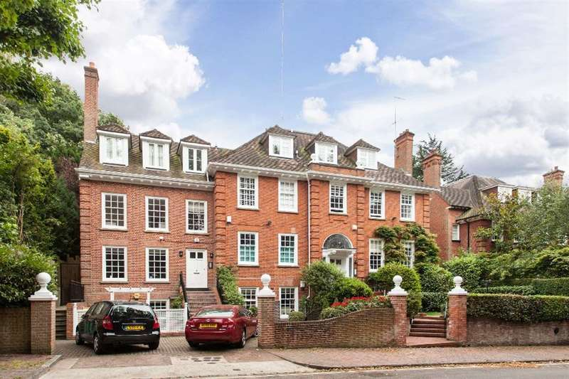 4 Bedrooms Property for sale in Redington Gardens, Hampstead, NW3