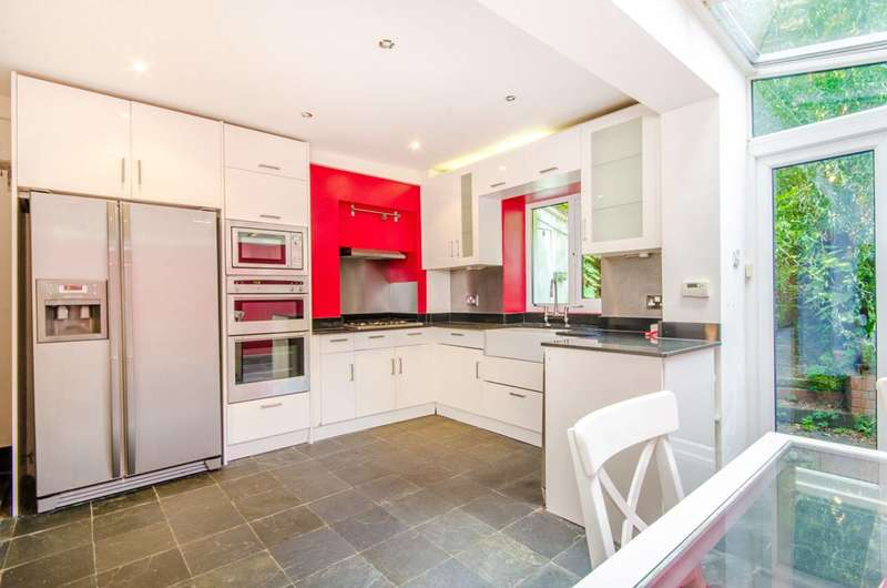 3 Bedrooms House for sale in Leconfield Road, Islington, N5