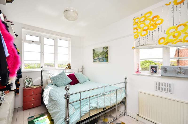 2 Bedrooms Flat for sale in Sherborne Court, Anerley, SE20