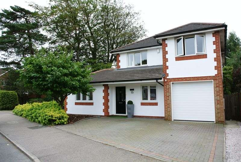 5 Bedrooms Detached House for sale in Netherwood Close, Hastings