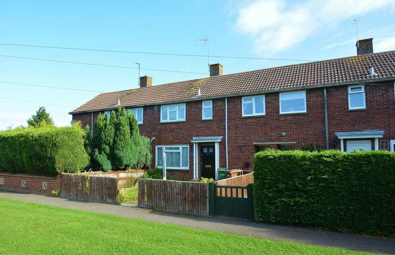 3 Bedrooms Terraced House for sale in Kings Close, Thame