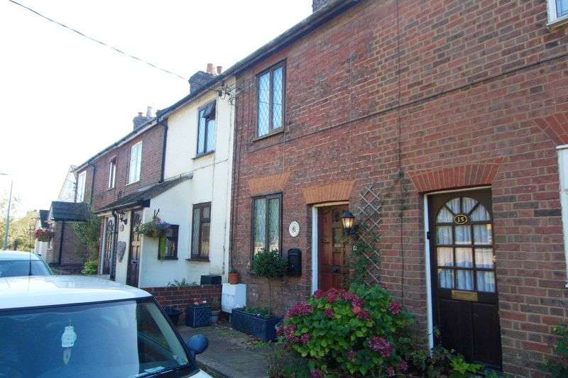 2 Bedrooms Terraced House for sale in Ellenbrook Cottage, Caddington