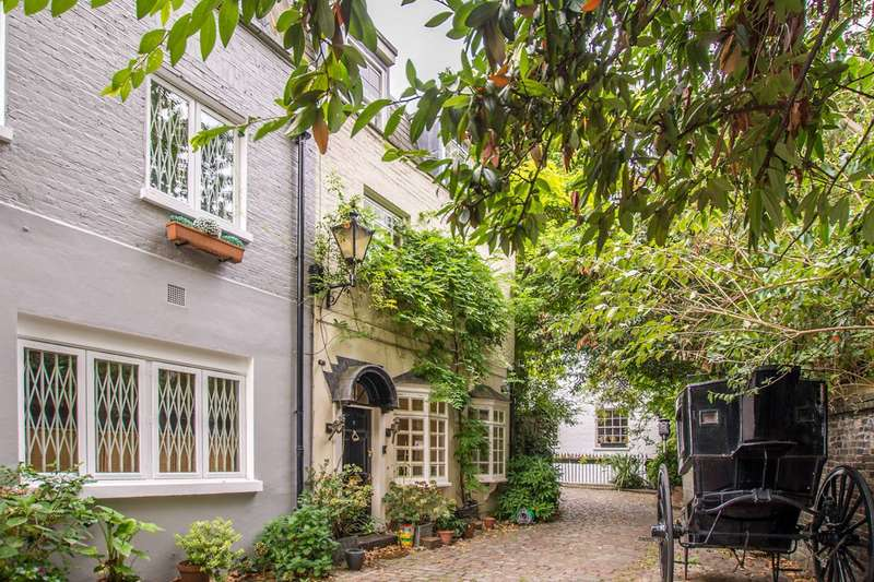 2 Bedrooms House for sale in Albion Mews, Hyde Park Estate, W2