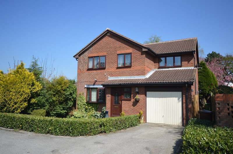 4 Bedrooms Detached House for sale in Buttermere Croft, Walton, Wakefield