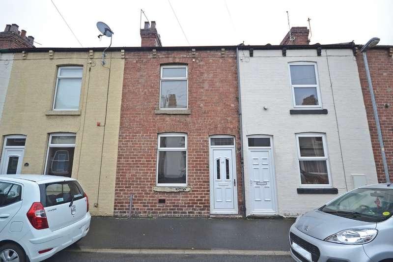 2 Bedrooms Terraced House for sale in Kimberley Street, Wakefield