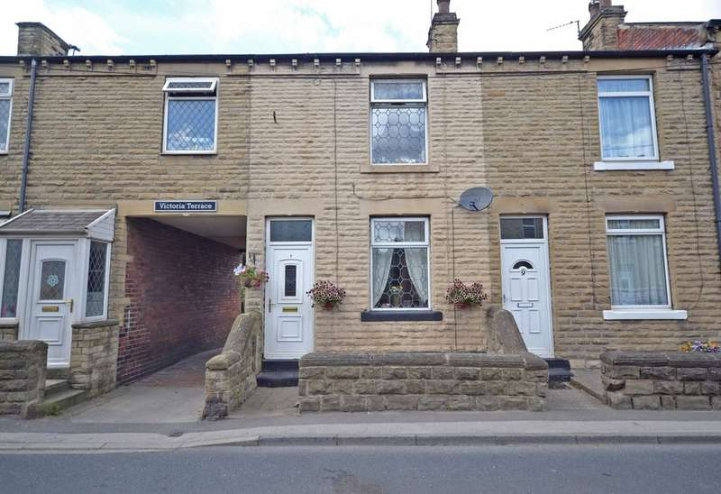 3 Bedrooms Terraced House for sale in Victoria Terrace, Horbury, Wakefield