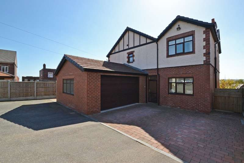 4 Bedrooms Detached House for sale in Marlborough Street, Ossett