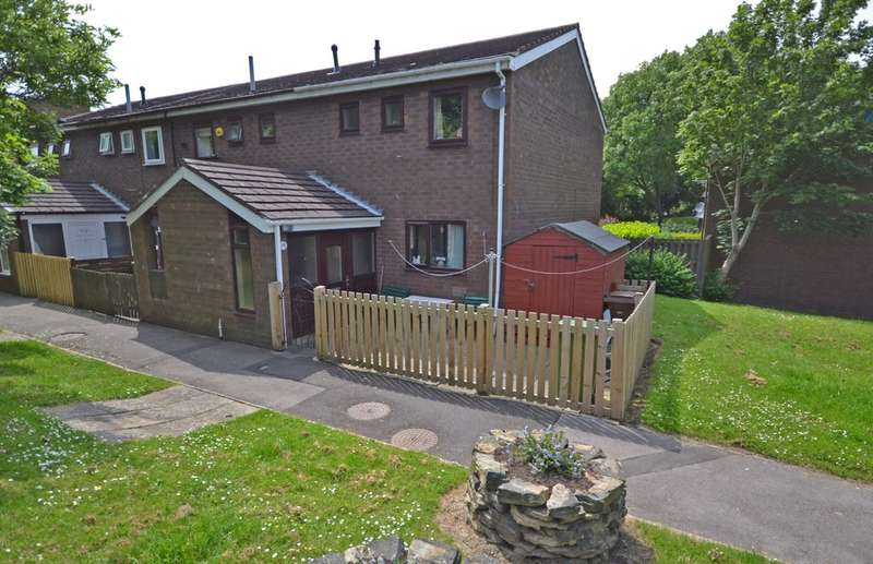 3 Bedrooms End Of Terrace House for sale in Pildacre Brow, Ossett