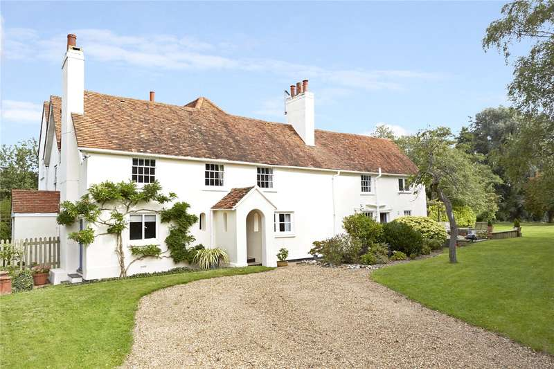 3 Bedrooms House for sale in Old Southwood Manor Farmhouse, Burhill Road, Hersham, Surrey, KT12