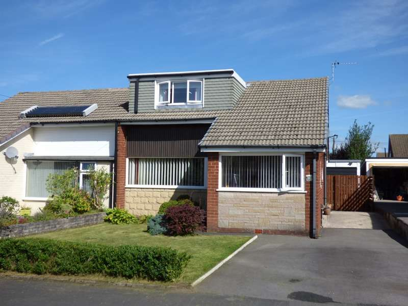 3 Bedrooms Bungalow for sale in Willow Close, PRESTON, Lancashire, PR5