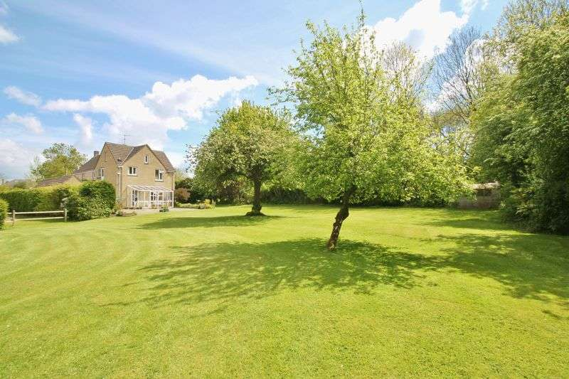 4 Bedrooms Detached House for sale in Chapel Lane, Minety, Wiltshire