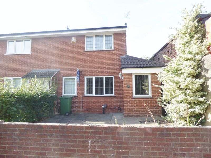 3 Bedrooms Terraced House for sale in Bewsey Road, Warrington