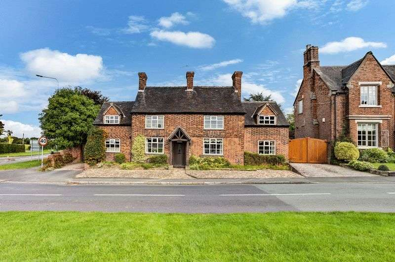 3 Bedrooms House for sale in Astbury, Congleton