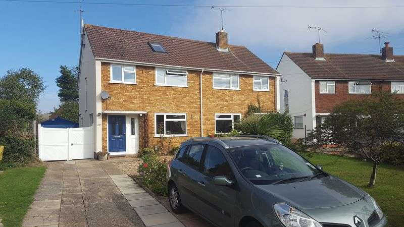 4 Bedrooms Semi Detached House for sale in Rowan Drive, North Woodley