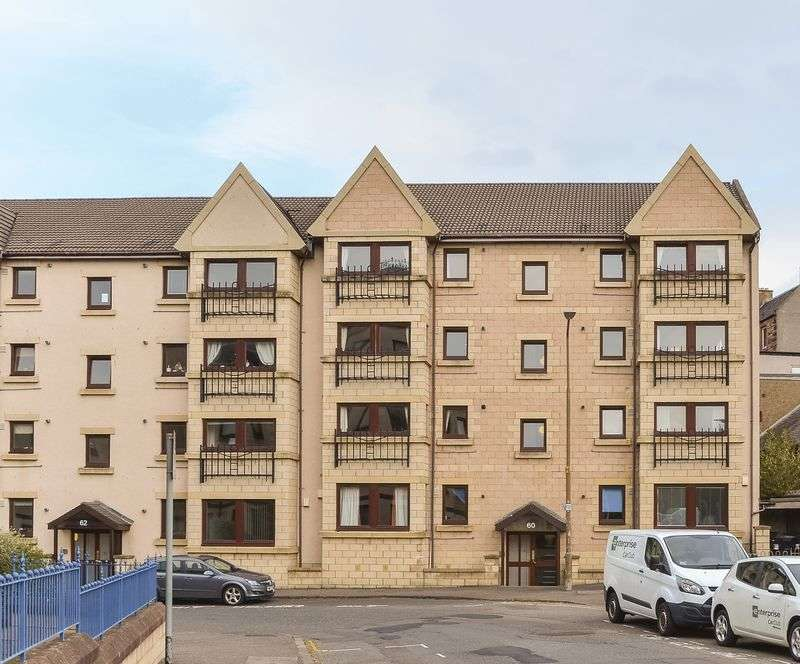 2 Bedrooms Flat for sale in 60/8 West Bryson Road, Polwarth, Edinburgh, EH11 1BA