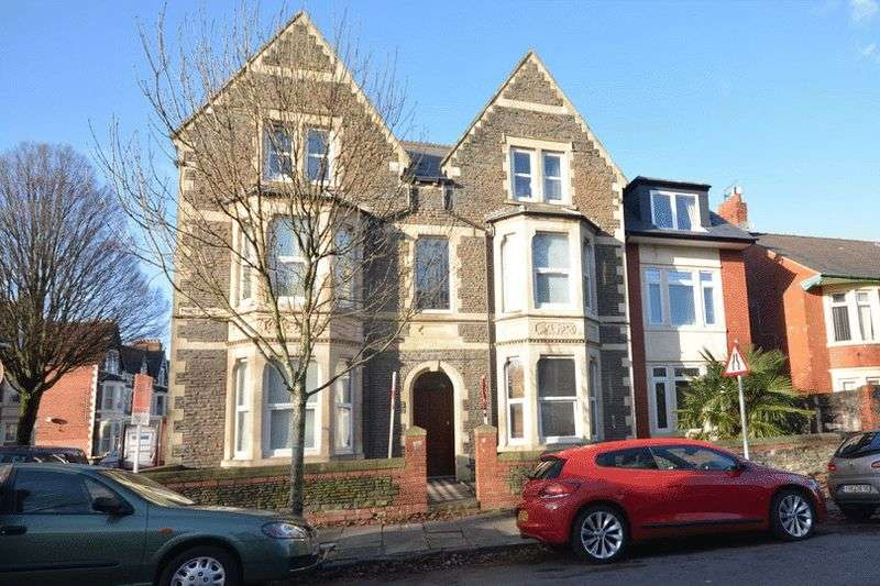 1 Bedroom Flat for sale in Princes Street, Roath, Cardiff
