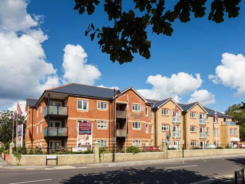1 Bedroom Retirement Property for sale in Southampton, Chadwick Lodge
