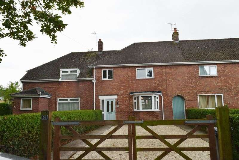 4 Bedrooms Terraced House for sale in Church Road, Saughall CH1 6EW