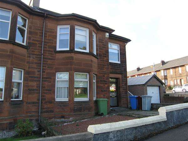 2 Bedrooms Property for sale in Underwood Road, Burnside, Glasgow