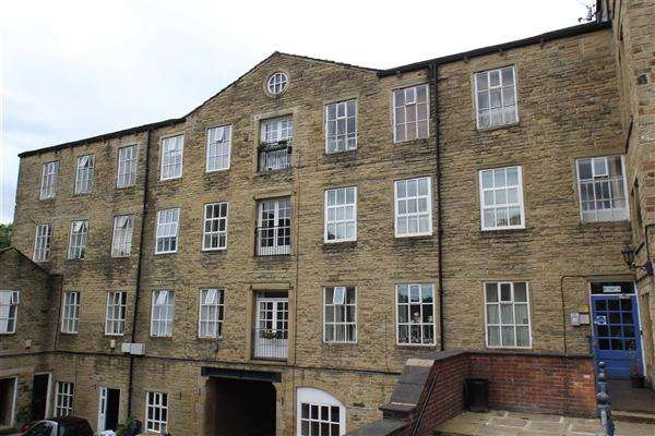 2 Bedrooms Apartment Flat for sale in Greenups Mill, Wharf Street, Sowerby Bridge