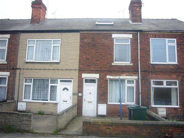 3 Bedrooms Terraced House for sale in Station Road, Kiveton Park, Sheffield