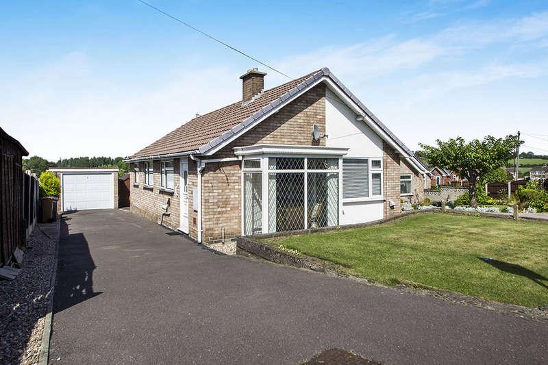 3 Bedrooms Detached Bungalow for sale in Chichester Close, Ilkeston, DE7
