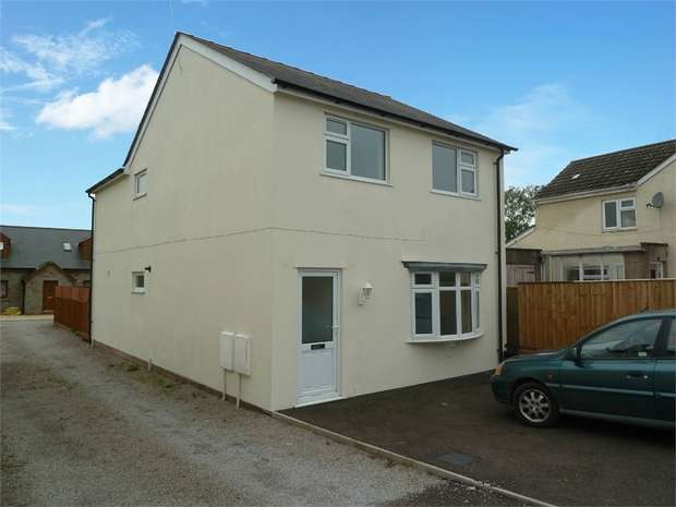 4 Bedrooms Detached House for sale in Campbell Road, Broadwell, Coleford, Gloucestershire