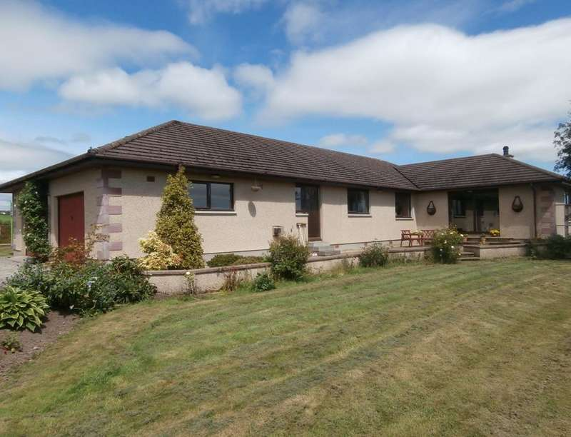 4 Bedrooms Detached Bungalow for sale in Westro, Fortrose, IV10