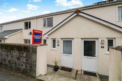 3 Bedrooms Terraced House for sale in Foxhole, St. Austell, Cornwall