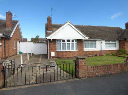 2 Bedrooms Bungalow for sale in Norfolk Road, Wigston, Leicester, Leicestershire