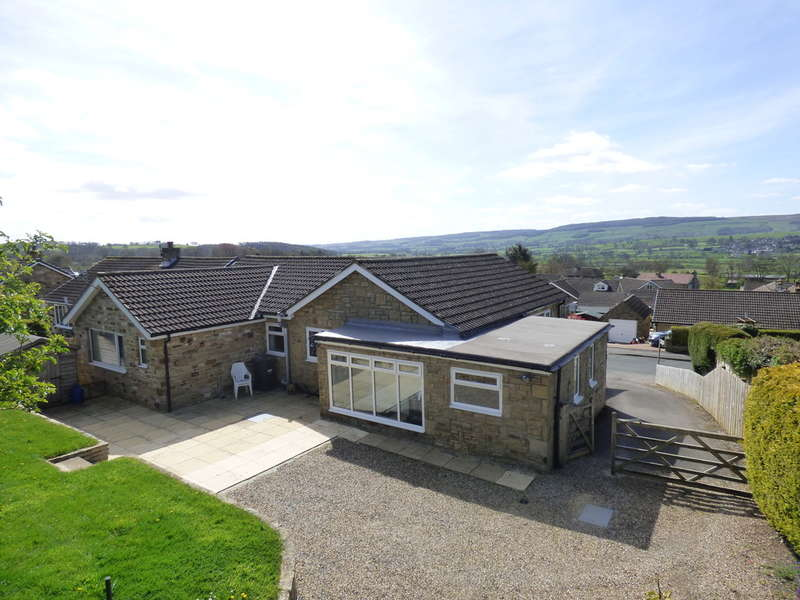 3 Bedrooms Detached Bungalow for sale in 8 Hargill, Harmby