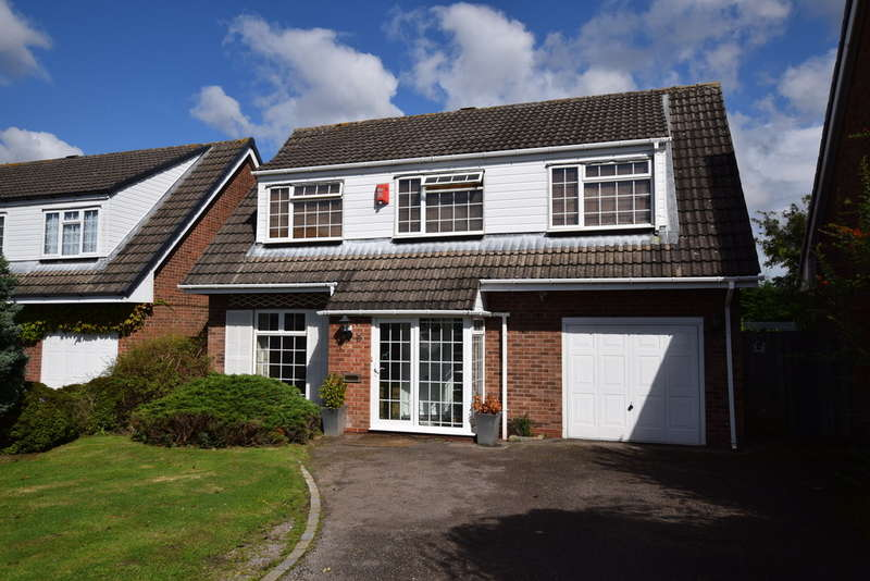 4 Bedrooms Detached House for sale in Easenhall Close, Knowle