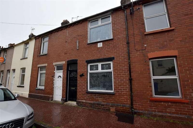 2 Bedrooms Property for sale in Wordsworth Street, Barrow In Furness, Cumbria