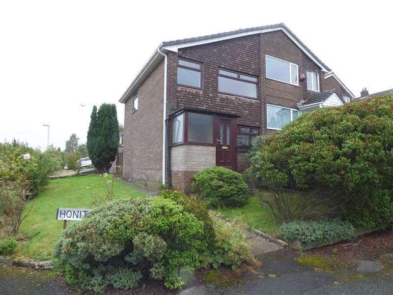 3 Bedrooms Property for sale in Honiton Close, Chadderton, Oldham, OL9
