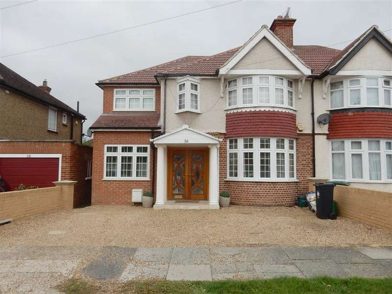 5 Bedrooms Property for sale in Blossom Waye, Hounslow