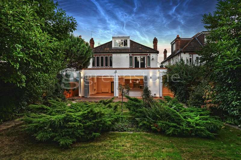 3 Bedrooms Property for sale in Coverdale Road, Brondesbury, London