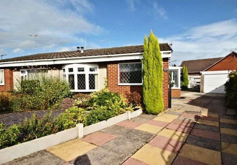 2 Bedrooms Semi Detached Bungalow for sale in Derwent Crescent, Stoke-On-Trent