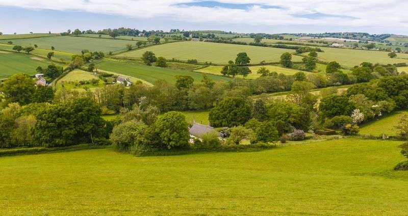 Property for sale in Shobrooke, Crediton