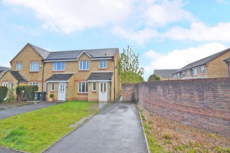 3 Bedrooms Terraced House for sale in Viscount Evan Drive, Newport