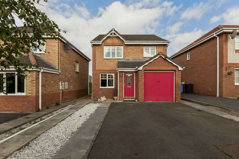 3 Bedrooms Detached House for sale in Dover Heights, Dunfermline