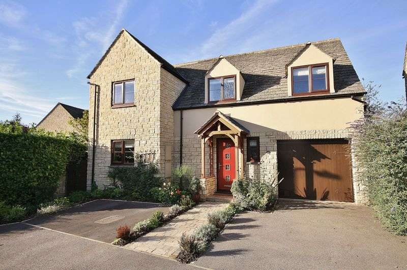 4 Bedrooms Detached House for sale in IDBURY CLOSE, Deer Park, Witney OX28 5FE