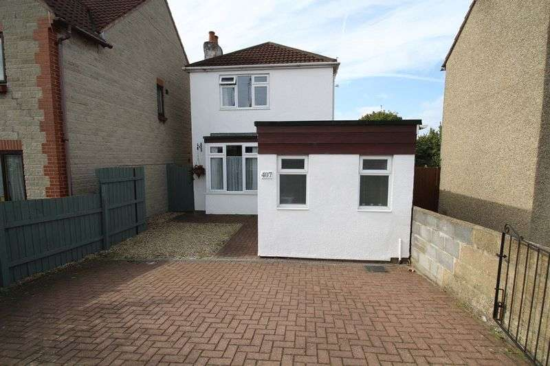 3 Bedrooms Detached House for sale in Cricklade Road, Swindon
