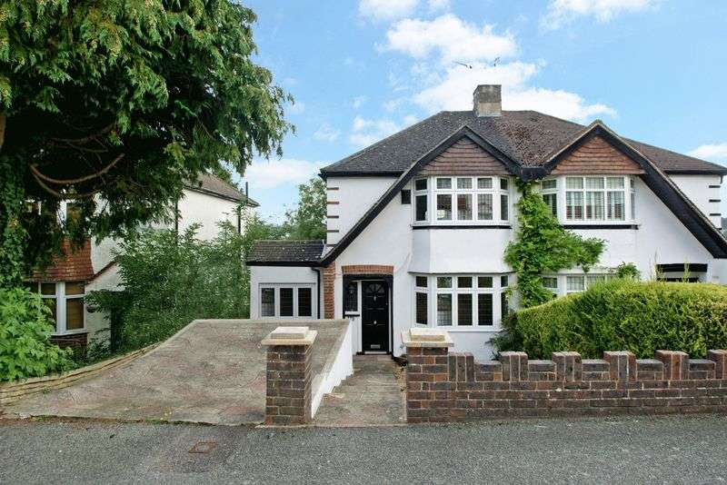 4 Bedrooms Semi Detached House for sale in Winifred, CR5