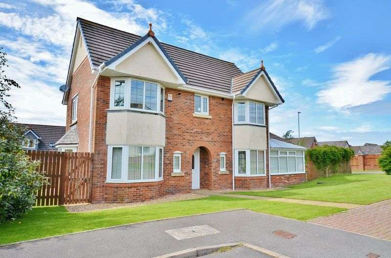 4 Bedrooms Detached House for sale in Laurel Bank, Whitehaven