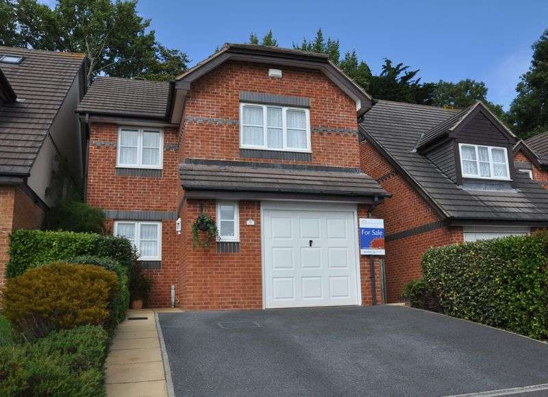 4 Bedrooms Detached House for sale in Evran Drive, Exmouth